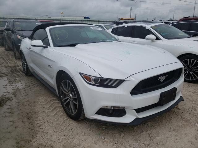Salvage cars for sale from Copart Haslet, TX: 2015 Ford Mustang GT