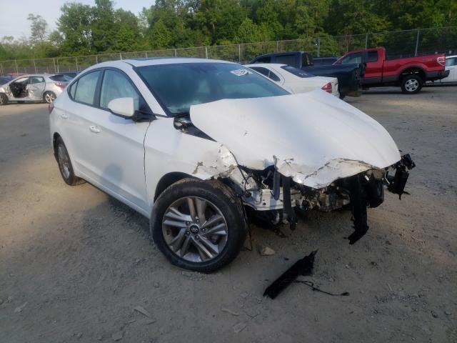 Vehiculos salvage en venta de Copart Waldorf, MD: 2020 Hyundai Elantra SE