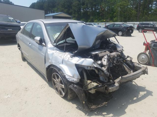 Salvage cars for sale from Copart Seaford, DE: 2003 Honda Accord EX