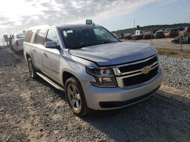 Chevrolet Suburban salvage cars for sale: 2016 Chevrolet Suburban