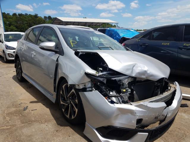 Salvage cars for sale from Copart Austell, GA: 2017 Toyota Corolla IM