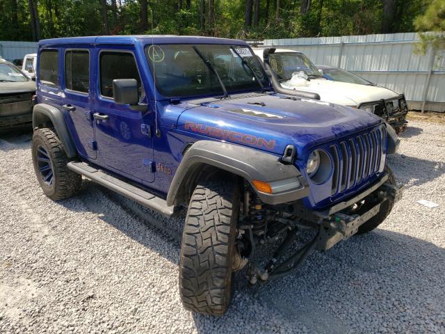 2019 Jeep Wrangler U en venta en Knightdale, NC