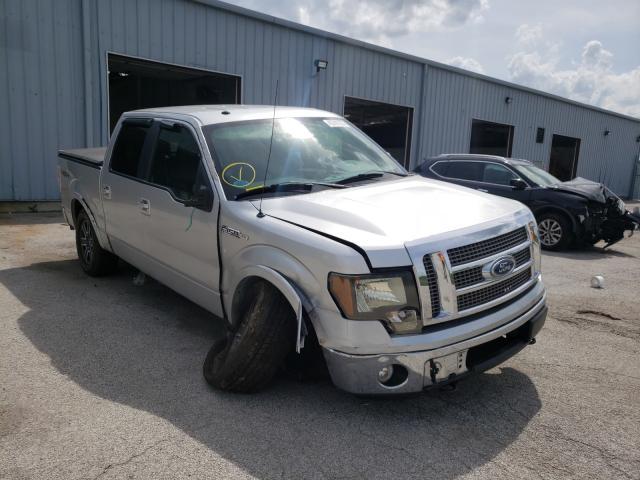 Vehiculos salvage en venta de Copart Dyer, IN: 2010 Ford F150 Super