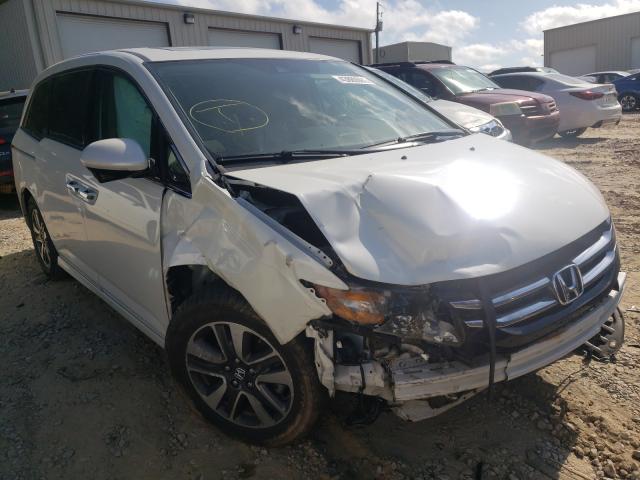 2016 Honda Odyssey en venta en Gainesville, GA