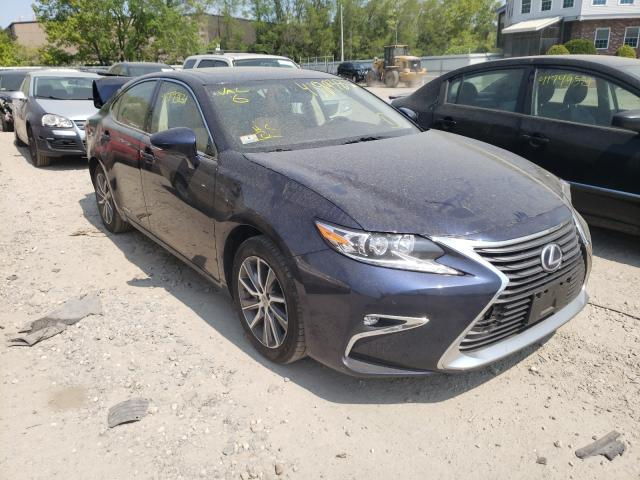 Salvage cars for sale from Copart North Billerica, MA: 2016 Lexus ES 300H