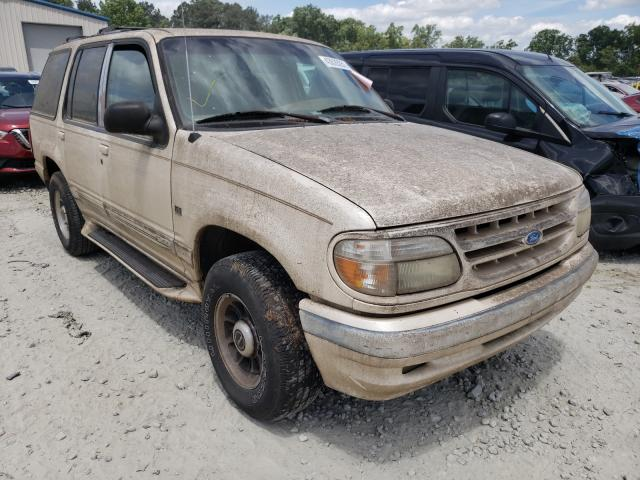 Ford Explorer salvage cars for sale: 1996 Ford Explorer