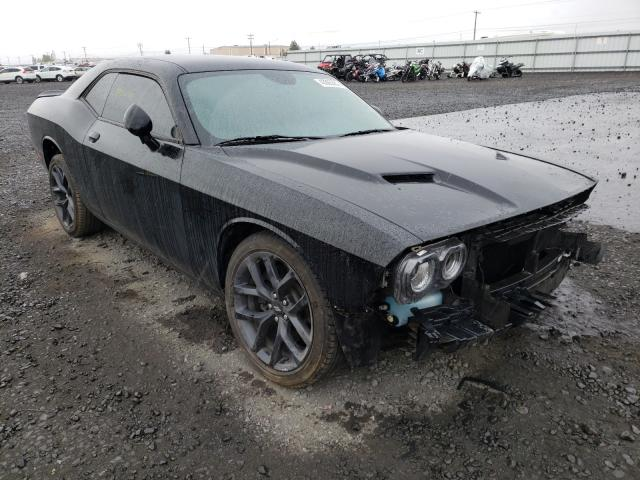 Salvage cars for sale from Copart Airway Heights, WA: 2019 Dodge Challenger