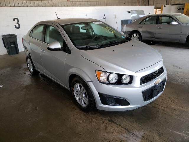 Salvage cars for sale at Candia, NH auction: 2014 Chevrolet Sonic LT