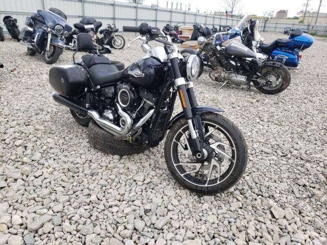 Vehiculos salvage en venta de Copart Appleton, WI: 2019 Harley-Davidson Flsb