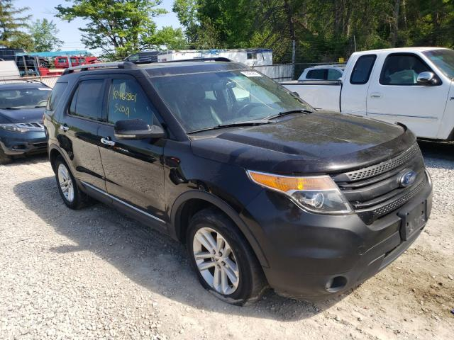 Salvage cars for sale from Copart Northfield, OH: 2012 Ford Explorer X