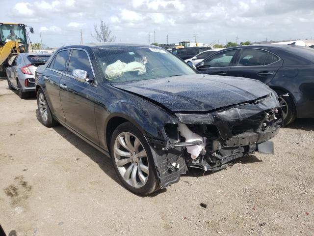 Salvage cars for sale from Copart Miami, FL: 2018 Chrysler 300 Limited