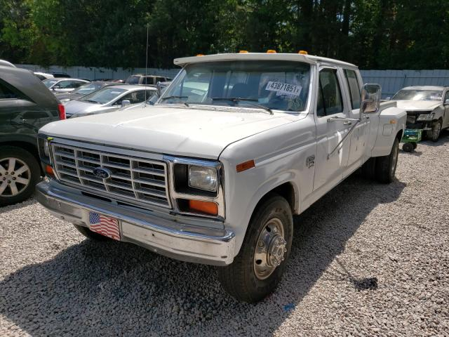 FORD F350 1986 1