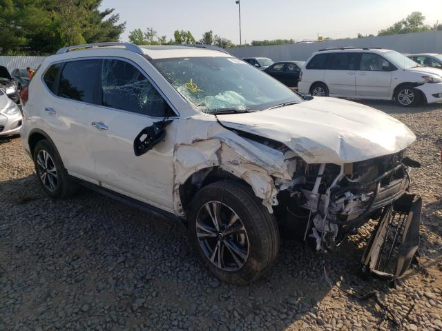 Salvage cars for sale from Copart New Britain, CT: 2019 Nissan Rogue S