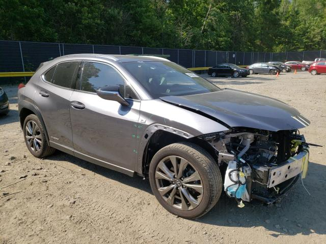 Lexus UX 250H salvage cars for sale: 2019 Lexus UX 250H