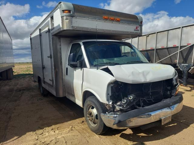 Salvage cars for sale from Copart Colorado Springs, CO: 2012 Chevrolet Express G3