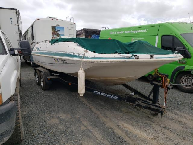 Salvage cars for sale from Copart San Diego, CA: 1999 Marn Boat