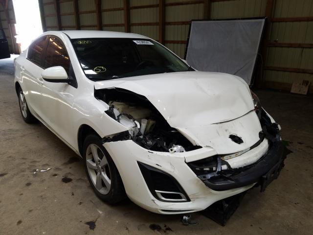 Mazda Vehiculos salvage en venta: 2011 Mazda 3 I