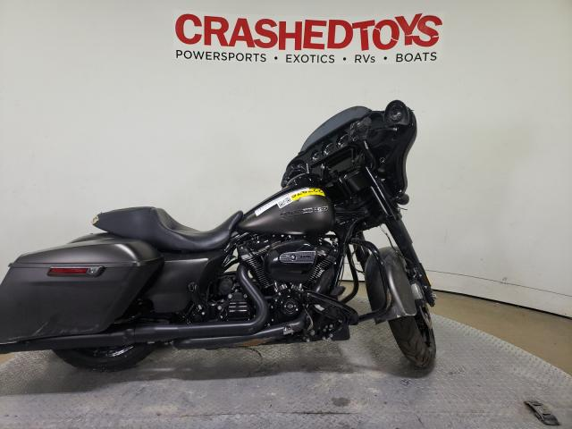 Salvage motorcycles for sale at Dallas, TX auction: 2020 Harley-Davidson Flhxs