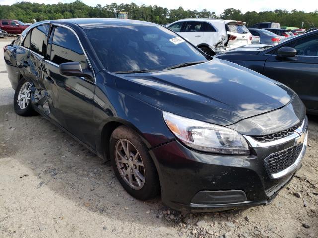 Vehiculos salvage en venta de Copart Savannah, GA: 2014 Chevrolet Malibu LS
