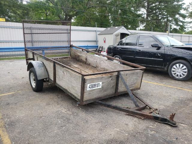 Vehiculos salvage en venta de Copart Eight Mile, AL: 1994 Miscellaneous Equipment Trailer