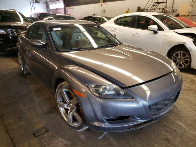 Salvage cars for sale from Copart Wheeling, IL: 2006 Mazda RX8