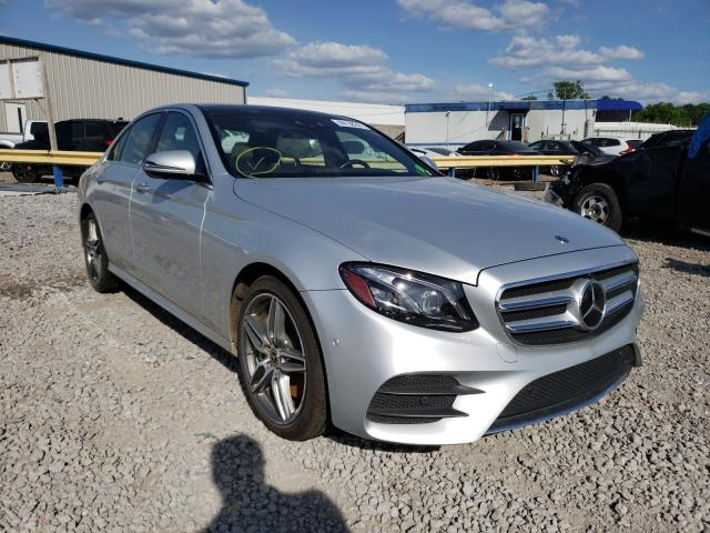 Salvage cars for sale from Copart Hueytown, AL: 2019 Mercedes-Benz E 450 4matic