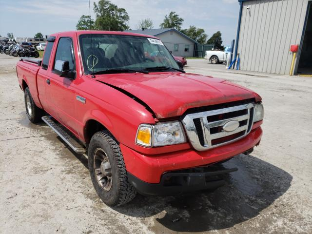 Salvage cars for sale from Copart Sikeston, MO: 2006 Ford Ranger SUP