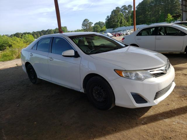 Salvage 2012 TOYOTA CAMRY - Small image. Lot 44073751