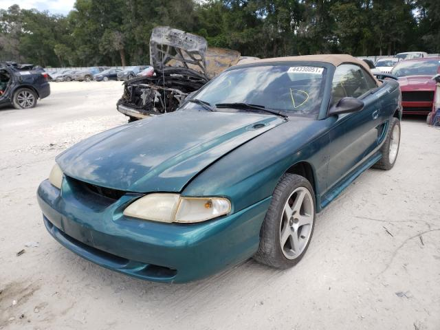 FORD MUSTANG 1998 1