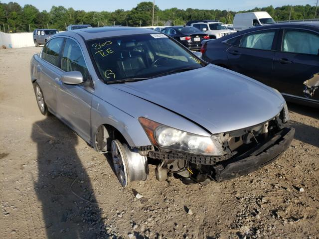 Salvage cars for sale from Copart Austell, GA: 2008 Honda Accord EXL