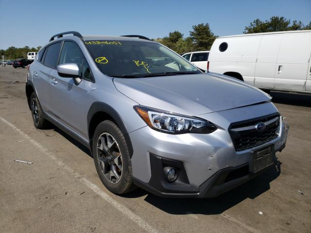 Salvage cars for sale from Copart Brookhaven, NY: 2019 Subaru Crosstrek