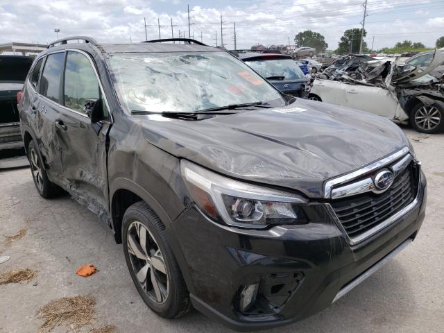 Salvage cars for sale from Copart Riverview, FL: 2020 Subaru Forester T