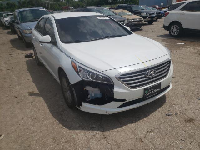 Hyundai Sonata salvage cars for sale: 2016 Hyundai Sonata