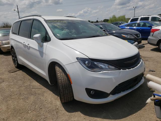 Salvage cars for sale from Copart Indianapolis, IN: 2020 Chrysler Pacifica T
