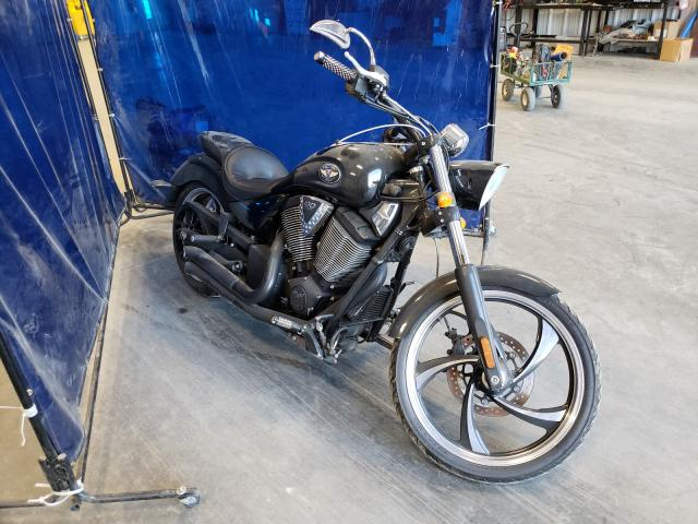 Victory salvage cars for sale: 2010 Victory Vegas 8-BA