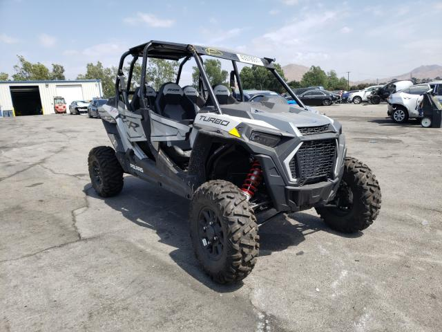 Salvage cars for sale from Copart Colton, CA: 2021 Polaris RZR XP 4 T