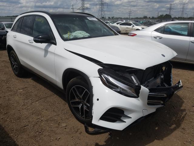 Vehiculos salvage en venta de Copart Elgin, IL: 2019 Mercedes-Benz GLC 300 4M