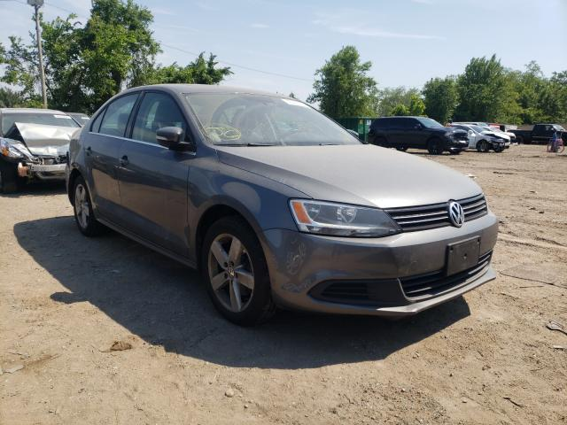 Salvage cars for sale from Copart Baltimore, MD: 2013 Volkswagen Jetta TDI