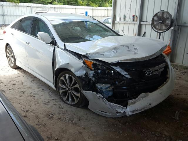 Salvage cars for sale from Copart Midway, FL: 2014 Hyundai Sonata SE