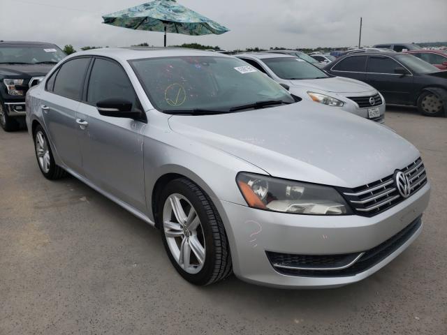 Volkswagen Vehiculos salvage en venta: 2014 Volkswagen Passat SE