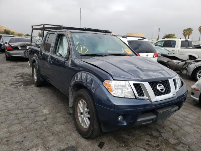Salvage cars for sale from Copart Colton, CA: 2019 Nissan Frontier S