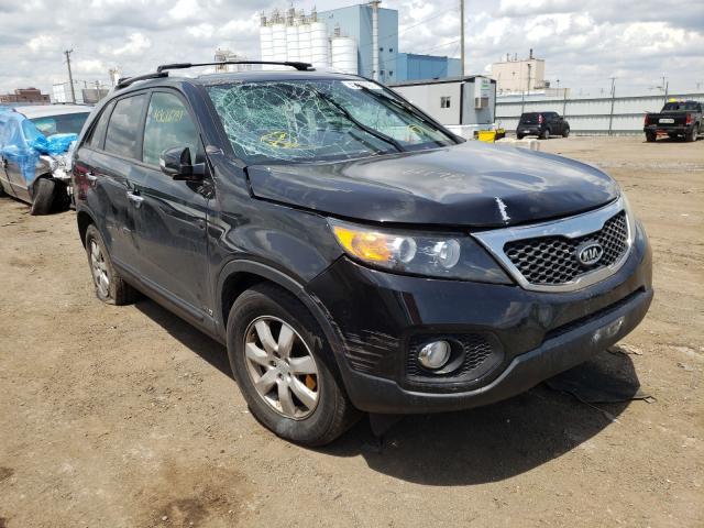 KIA Sorento salvage cars for sale: 2011 KIA Sorento