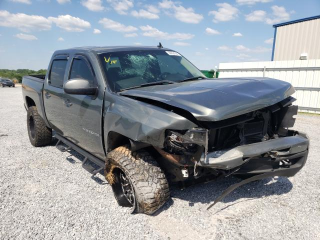 Salvage cars for sale from Copart Gastonia, NC: 2011 Chevrolet Silverado