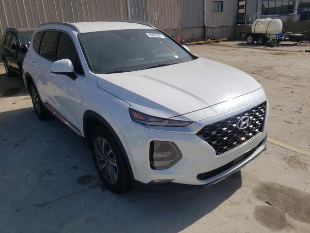 2020 Hyundai Santa FE S en venta en Lawrenceburg, KY