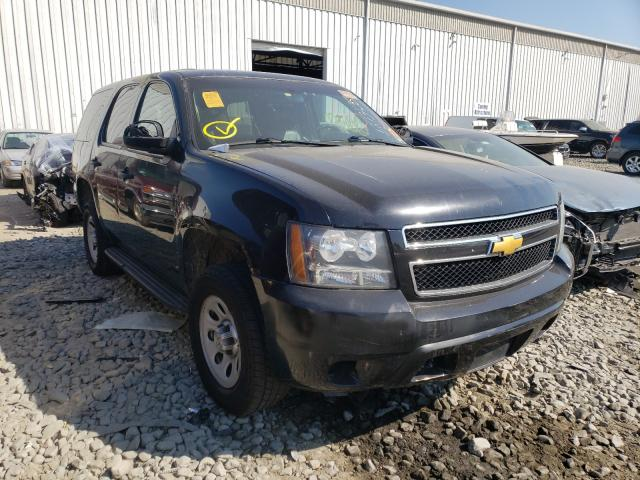 Salvage cars for sale from Copart Windsor, NJ: 2013 Chevrolet Tahoe Special