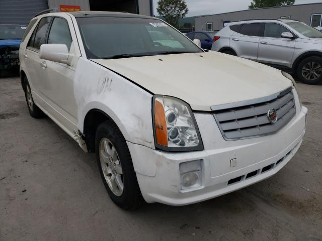 Salvage cars for sale from Copart Duryea, PA: 2006 Cadillac SRX