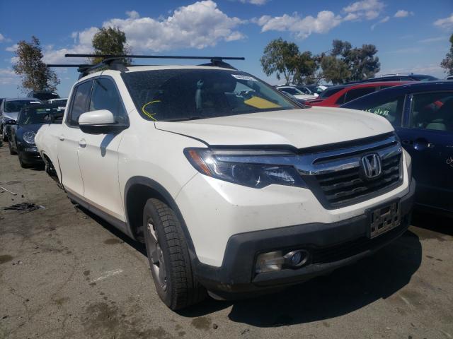 Vehiculos salvage en venta de Copart Martinez, CA: 2017 Honda Ridgeline