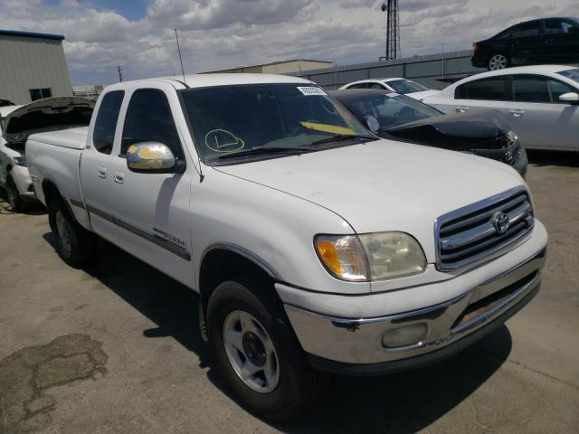 Salvage cars for sale from Copart Fresno, CA: 2000 Toyota Tundra ACC