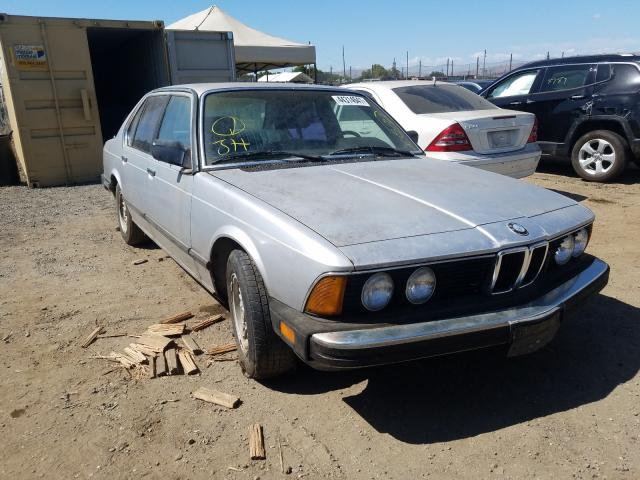 BMW 7 SERIES 1983 0
