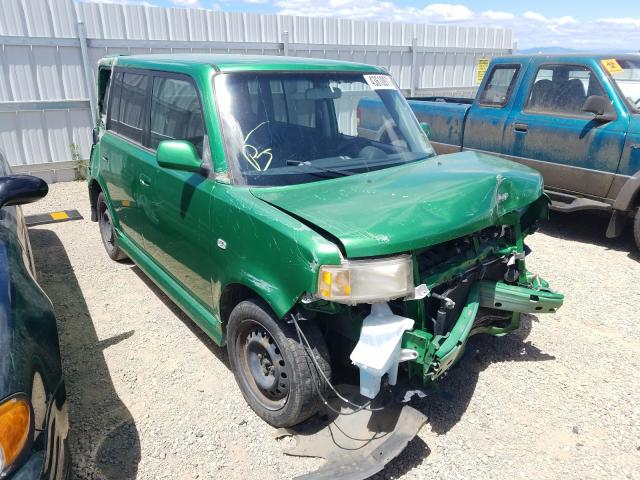 Salvage cars for sale from Copart Anderson, CA: 2006 Scion XB